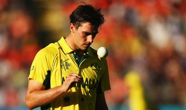 Australia vs Afghanistan, ICC Cricket World Cup 2015: Pat Cummins ruled out
