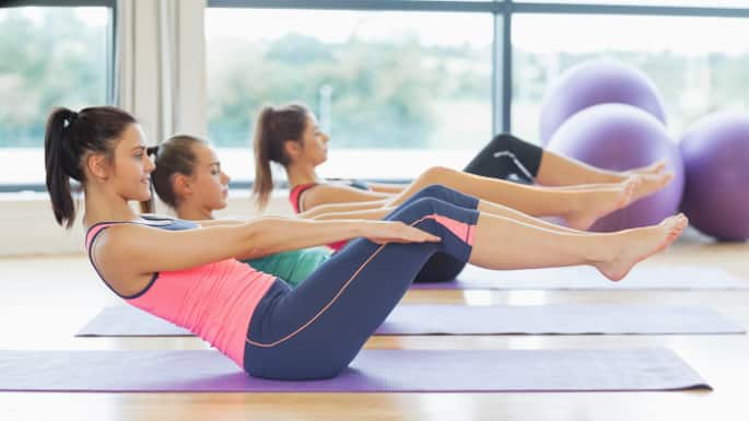 5 Pilates Moves for Beginners With Video Tutorials