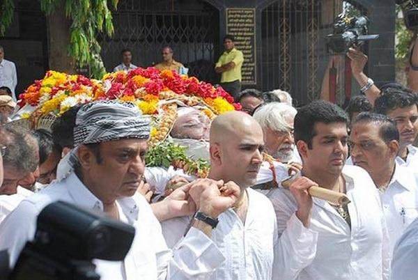 Filmmaker Prakash Mehra's son Amit dead