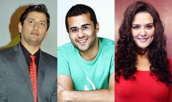 Nach Baliye 7: Preity Zinta, Chetan Bhagat and Marzi Pestonji to judge the dance reality show