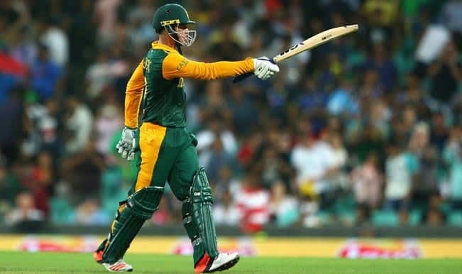 New Zealand vs South Africa, ICC Cricket World Cup 2015, 1st semi-final: Watch Free Live Streaming and Telecast on PTV and Ten Sports in Pakistan, Gazi TV in Bangladesh