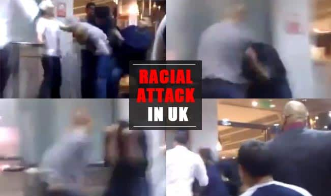 Indian Sikh man assaulted in 'race hate' attack by two Muslims in Birmingham City Centre: Watch shameful Video