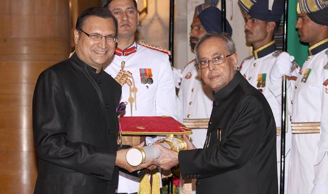 Bharat Ratna, Padma awards conferred on prominent people