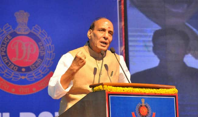 Rajnath Singh: Paramilitary forces to have 33 per cent women
