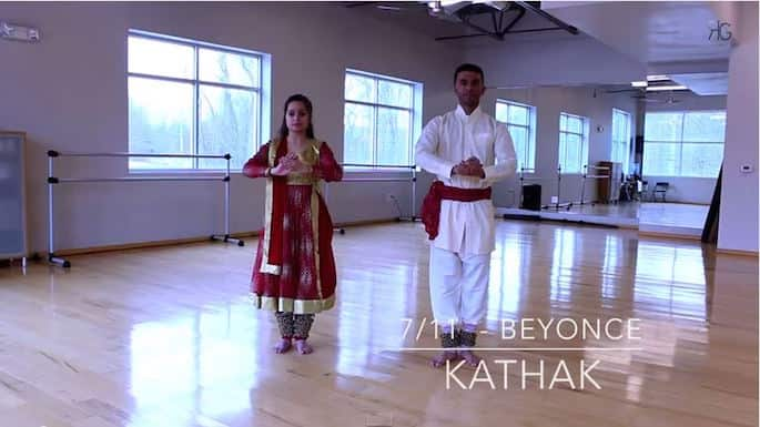 One Brown Boy's Kathak Dance Moves Will Have You Dancing to Beyonce's '7/11′