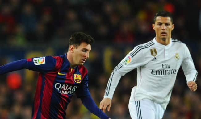 Cristiano Ronaldo, WAKE UP! Lionel Messi has strolled ahead