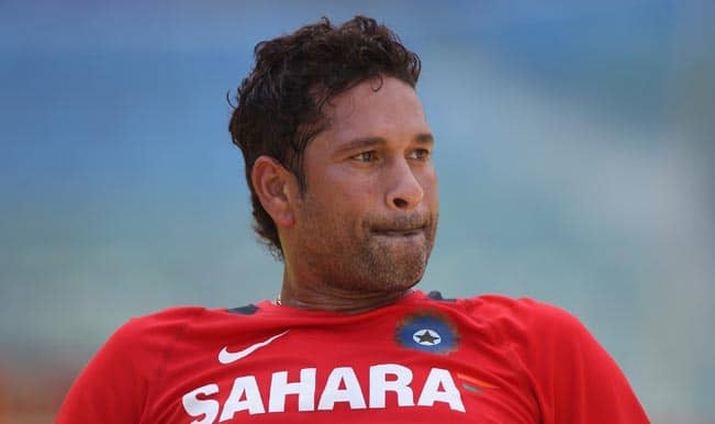 Sachin Tendulkar's farewell Test Jersey sold for Rs 6 lakhs