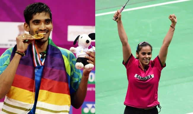 Saina Nehwal, Kidambi Srikanth set sights on Malaysia Open titles
