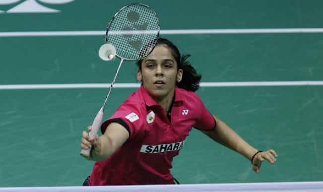 Saina Nehwal vs Ratchanok Intanon, Yonex Sunrise India Open 2015 Badminton Final Free Live Streaming: Get Match Telecast on Sony Six