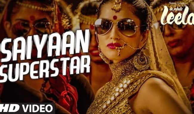 Ek Paheli Leela song Saiyaan Superstar: Sunny Leone's hot desi moves catch your eye!