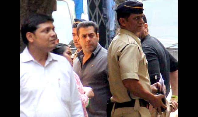 Salman Khan hit-and-run case: Actor tells court he was not driving the car at the time of mishap