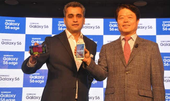 Samsung to manufacture Galaxy S6, Galaxy S6 Edge in India
