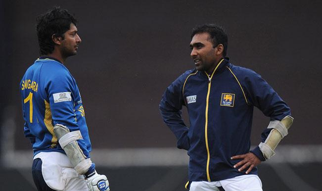 ICC Cricket World Cup 2015: Kumar Sangakkara, Mahela Jayawardene call time on ODI cricket careers