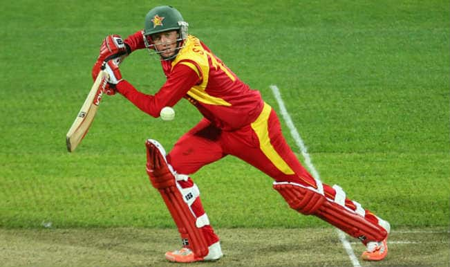 Sean Williams dismissed at 96! Ireland vs Zimbabwe 2015 Cricket World Cup – Watch Video Highlights of Fall of Wicket