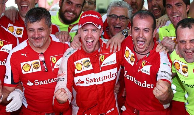 Sebastian Vettel dedicates Malaysian Grand Prix win to F1 legend Michael Schumacher
