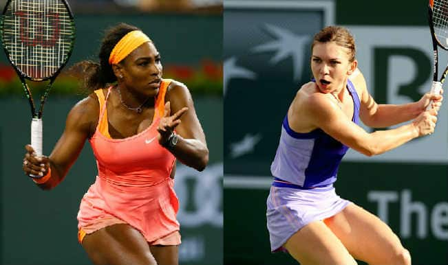 Simona Halep vs Serena Williams, Indian Wells 2015: Free Live Streaming & Telecast of BNP Paribas SF Match