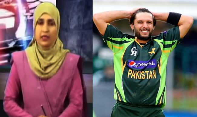 Team Pakistan's all-rounder Shahid Afridi injury: Watch funniest reporting from a Hyderabadi news reader on YouTube!