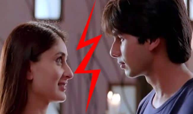 Shahid Kapoor's past link ups: Ex-lovers of the chocolate boy