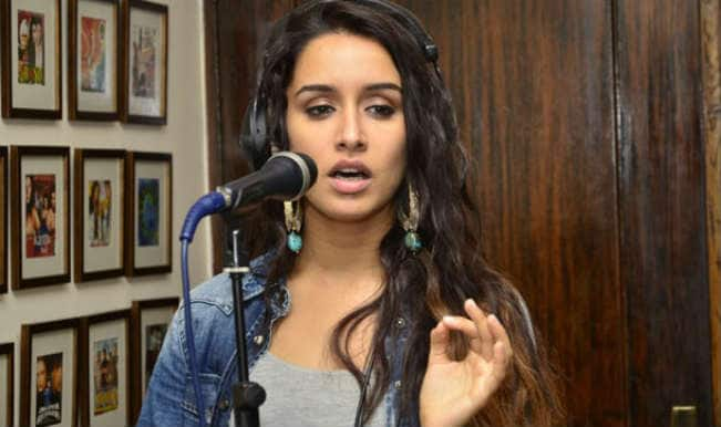 Shraddha Kapoor learns rock and roll for Rock On 2