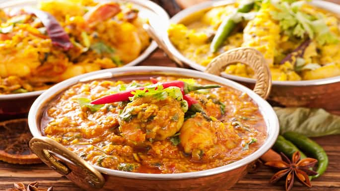 16 foods that prove there 39 s more to indian food than curry for Indische sideboards