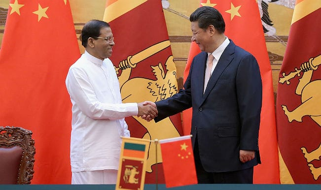 sri lanka and china relationship