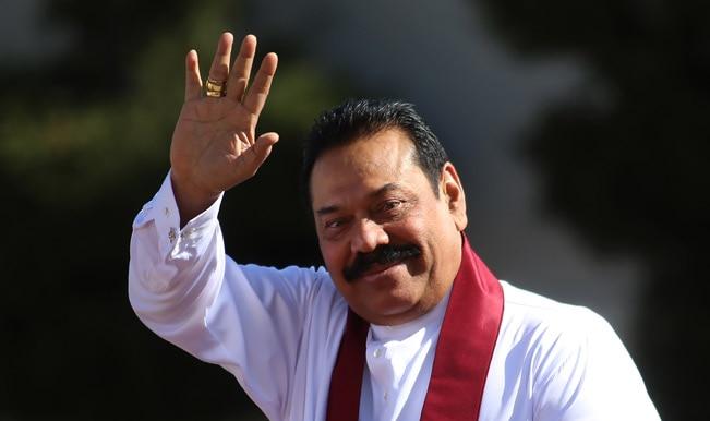 Mahinda Rajapaksa blames India for his election defeat