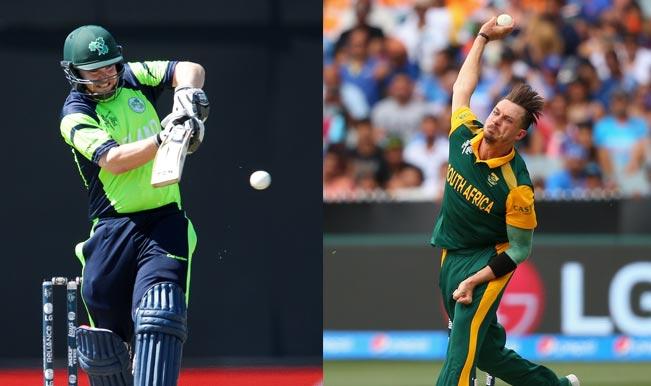 South Africa vs Ireland, ICC Cricket World Cup 2015: AB de Villiers, Ed Joyce in 3 Key Battles