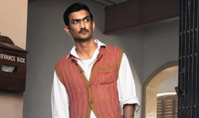 Sushant Singh Rajput's look in Detective Byomkesh Bakshy inspires a fashion-line!