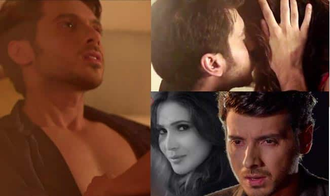 Dilliwaali Zaalim Girlfriend song Tere Liye: Divyendu Sharma and Prachi Mishra steam it up!