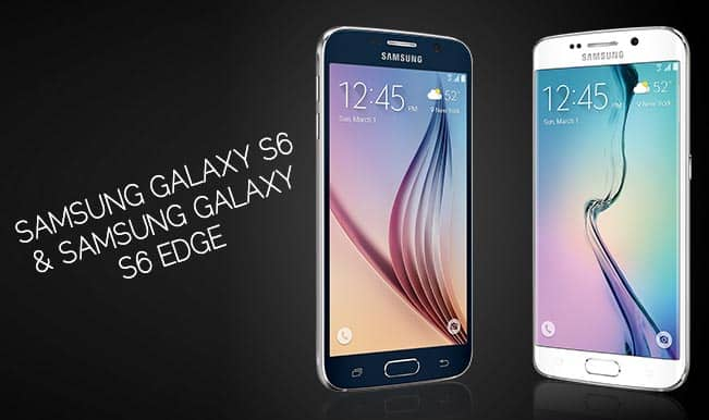 Samsung Galaxy S6 and Galaxy S6 Edge launched in India at Rs 49,000 and Rs 58,900