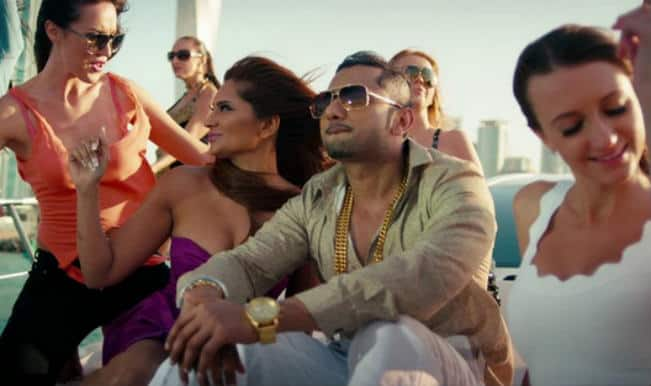 One Bottle Down full song: Yo Yo Honey Singh has nothing new to offer!