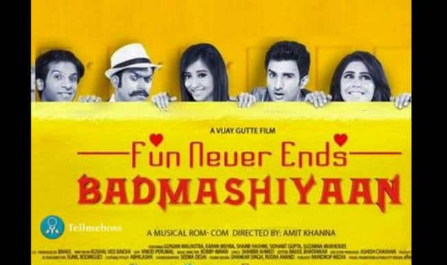 Badmaashiyan movie review: A curiously content-driven rom-com