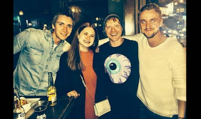 Harry Potter actors reunite in West Hollywood