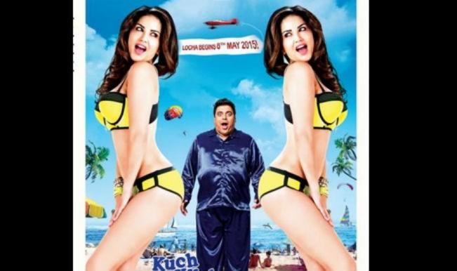 Kuch Kuch Locha Hai poster: Sunny Leone sizzles in a bikini-clad avatar!