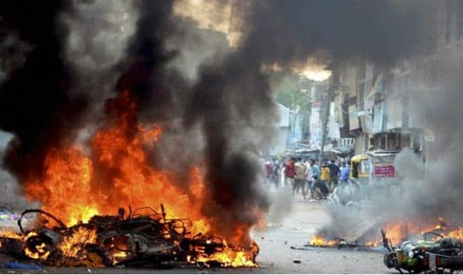 72 incidents of communal violence reported in January 2015