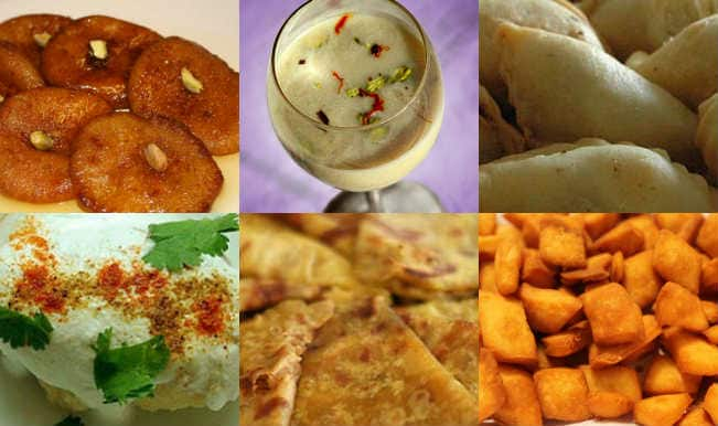 Holi 2015 Special: Celebrate holi with forgotten joys of homemade gujiyas, mathhis