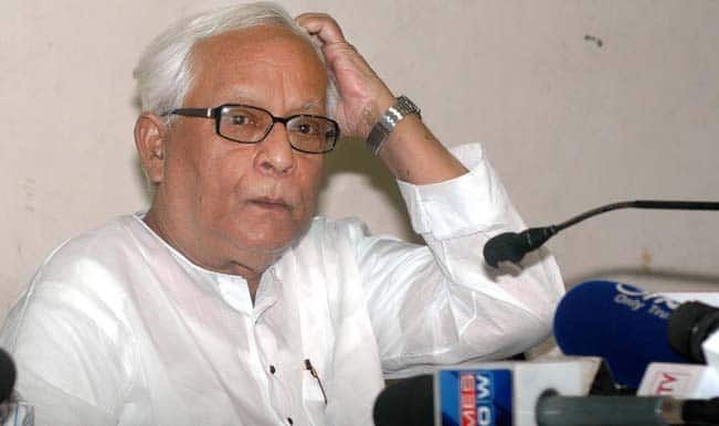 Buddhadeb Bhattacharjee calls Trinamool government 'uncivilized'