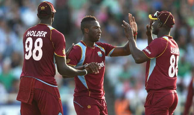 WI win by six wickets | Live Cricket Score West Indies vs UAE Ball by Ball Updates, ICC Cricket World Cup 2015 Match 41: WI vs UAE in 30.3 Overs