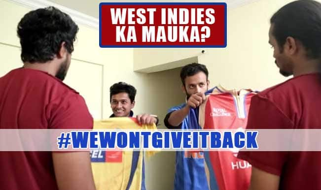 Mauka Mauka India vs West Indies funny ad: Watch video of IND fans taunting WI fans with IPL jerseys in ICC World Cup