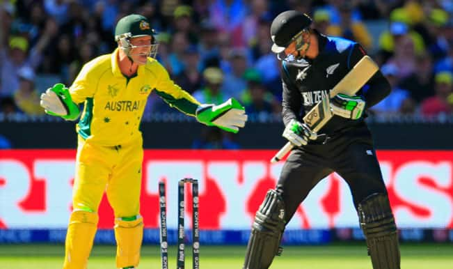 Australia vs New Zealand, ICC Cricket World Cup 2015 Final: Grant Elliot's 83 among Top 3 highlights of NZ innings vs AUS
