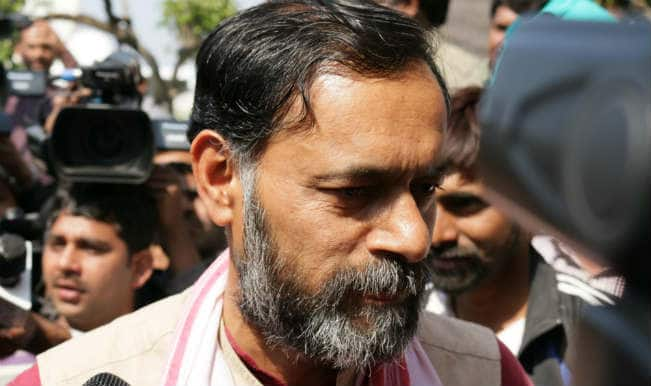 Will keep fighting for beliefs internally and externally: Yogendra Yadav