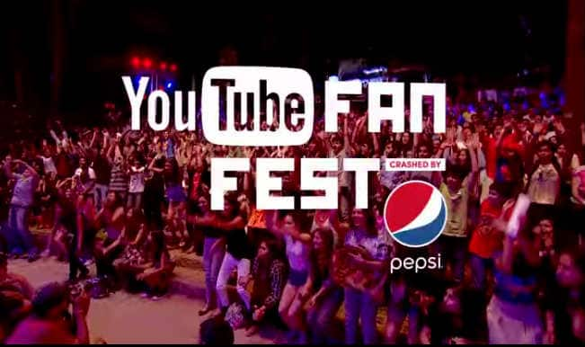 LIVE: YouTube FanFest India 2015 Live Streaming – watch the show here
