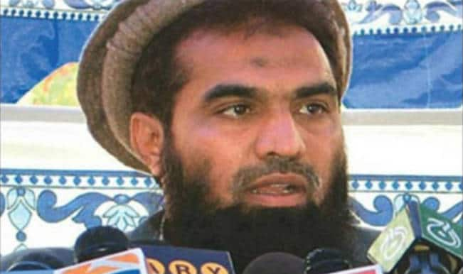 Mumbai mastermind Zakiur Rehman Lakhvi 'comfortably' hosting guests, watching TV inside jail cell