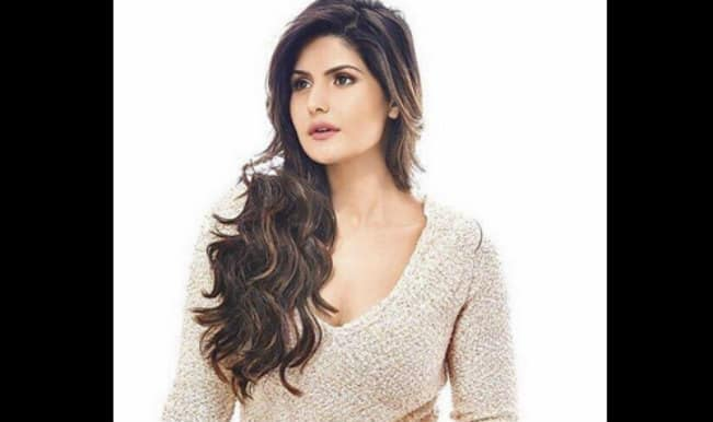 Zarine Khan set for Telugu debut