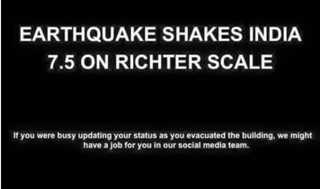 Nepal Earthquake 2015: Indian U-14 girls football team stranded; Sushma Swaraj promises priority evac