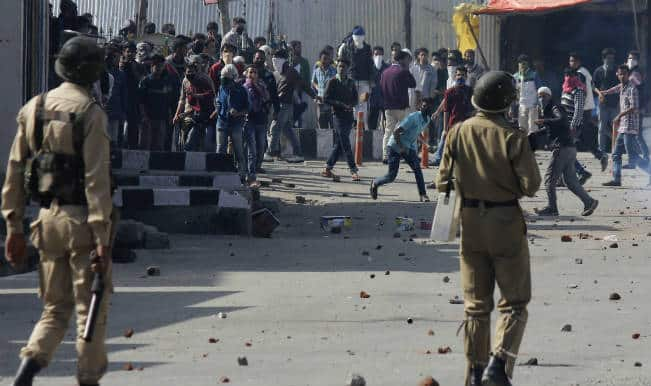 Violent clashes in Jammu and Kashmir over Tral killings, Masarat Alam's arrest