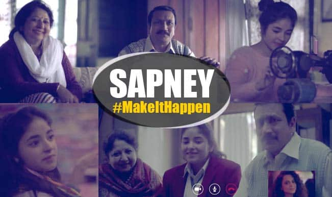 Sapney #MakeItHappen: Kangana Ranaut's short film for Microsoft Lumia is an inspirational treat!