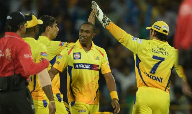 Chennai Super Kings beat Delhi Daredevils in a closely fought contest