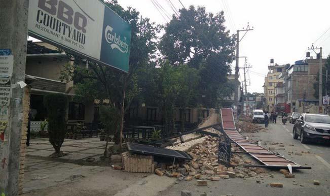 नेपाल में रविवार तक भूकंप के 35 झटके