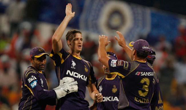आईपीएल-8 : नाइट राइडर्स ने किंग्स इलेवन को 4 विकेट से हराया
